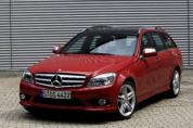 MERCEDES-BENZ C 250 T CGI BlueEFFICIENCY Elegance (Automata)  (2009-2011)