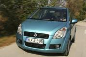 SUZUKI Splash 1.2 GLX CD AC