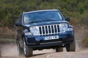 JEEP Cherokee 2.8 CRD Limited (Automata)  (2009-2010)