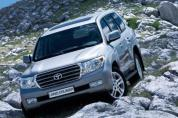 TOYOTA Land Cruiser 4.5 D V8 Luxury 7 (Automata)  (2008-2011)