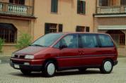 FIAT Ulysse 1.9 TD S (7 sz.) (1995-1998)