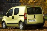 PEUGEOT Bipper Tepee 1.4 HDi Outdoor (2008-2009)