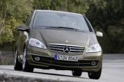 MERCEDES-BENZ A 170 BlueEFFICIENCY Elegance (2008-2009)