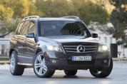 MERCEDES-BENZ GLK 300 4Matic (Automata)