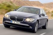 BMW 7 L ActiveHybrid (Automata)  (2010-2011)