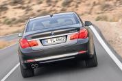 BMW 7 ActiveHybrid (Automata)  (2011-2012)