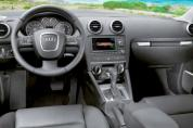 AUDI A3 1.6 TDI Attraction S-tronic DPF (2009-2012)