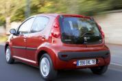 PEUGEOT 107 1.0 Trendy EURO5 (2010-2012)
