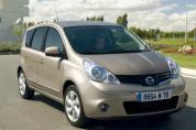 NISSAN Note 1.6 i-Way MY12