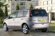 NISSAN Note 1.6 i-Way (Automata) MY12 (2012-2013)