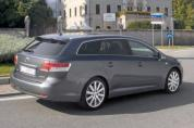 TOYOTA Avensis Wagon 1.6 Travel (2010-2011)