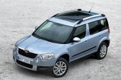 SKODA Yeti 1.2 TSI Active Plus DSG