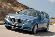 MERCEDES-BENZ E 500 T BlueEFFICIENCY Avantgarde (Automata)