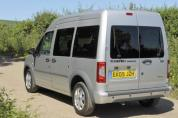 FORD Tourneo Connect 200 1.8 TDCi SWB Limited (2009-2011)