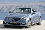 MERCEDES-BENZ E 200 CGI BlueEFFICIENCY Avantgarde (Automata)  (2010-2013)