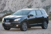 NISSAN Qashqai+2 1.6 dCi 360 4WD Start&Stop (2013-2014)