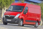 OPEL Movano 2.3 dCi L2H3 3,3t DPF Start-Stop (2012-2014)
