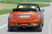 MINI Mini Cooper Cabrio 2.0 D (Automata)  (2011–)