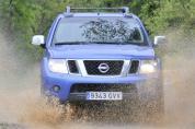 NISSAN Navara 4WD Double 2.5D FE EURO5 (2011-2012)