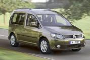 VOLKSWAGEN Caddy 1.6 CR TDI Life Trendline Team BlueMotion (7 személyes ) (2012–)