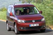 VOLKSWAGEN Caddy 1.6 CR TDI Life Highline DSG BlueMotion (7 sz.) (2011–)