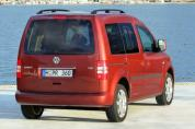 VOLKSWAGEN Caddy 2.0 CR TDI Maxi Life Trendline DSG BlueMotion (2011–)