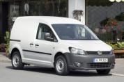 VOLKSWAGEN Caddy 1.6 CR TDI Premier BlueMotion (2013–)