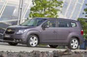 CHEVROLET Orlando 1.8 LS Plus (2011–)