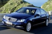MERCEDES-BENZ C 200 BlueEFFICIENCY Avantgarde (Automata)  (2011–)