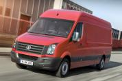 VOLKSWAGEN Crafter 35 2.0 CR TDI L1H1 BlueMotion (2011–)