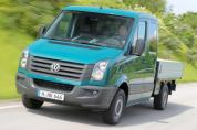 VOLKSWAGEN Crafter 30 2.0 CR TDI L1 BlueMotion (2012-2014)