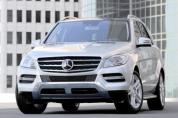 MERCEDES-BENZ ML 350 BlueEFFICIENCY (Automata)