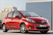 TOYOTA Yaris 1.33 Fashion CVT