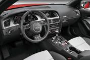 AUDI S5 Cabrio 3.0 V6 TFSI quattro S-tronic (2011–)