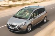OPEL Zafira Tourer 1.8 Selection (2012–)