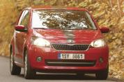 SKODA Citigo 1.0 Ambition 60 (2012-2013)