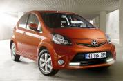 TOYOTA Aygo 1.0 Cool (2012-2013)