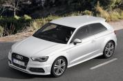 AUDI A3 1.8 TFSI Attraction quattro S-tronic (2012-2013)