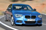 BMW M135i (Automata)  (2012-2013)