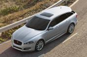 JAGUAR XF Sportbrake 2.2 D Luxury (Automata)  (2012–)