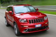 JEEP Grand Cherokee 6.4 HEMI V8 SRT8 (Automata)  (2012-2014)