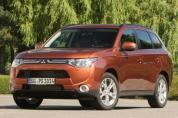 MITSUBISHI Outlander 2.0 MIVEC Intense Plus 4WD CVT