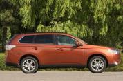 MITSUBISHI Outlander 2.0 MIVEC Intense Plus 4WD CVT (2012–)