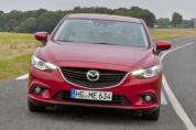 MAZDA Mazda 6 2.2 CD150 Attraction (Automata)  (2013–)
