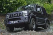 SUZUKI Jimny 1.3 JLX AC 4WD (2013–)