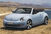VOLKSWAGEN New Beetle Cabrio 1.4 TSI Design DSG