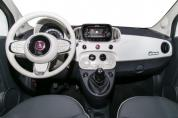 FIAT 500 1.2 8V Lounge Dualogic (2015–)