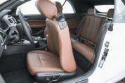 BMW 220i Advantage (Automata)  (2016–)