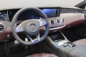 MERCEDES-BENZ S 65 AMG Mercedes-AMG S 65 Coupé 7G-TRONIC (2014–)
